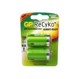 Batterijen Oplaadbaar GP C 2 stuks