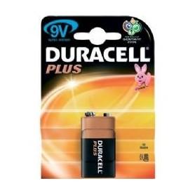 Batterijen Duracell 9V 1 stuks