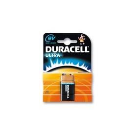 Batterijen Duracell ULTRA zwart 9V