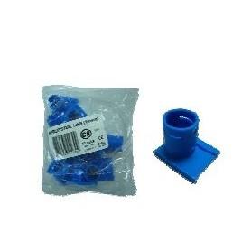 inbouwdoos BUISINVOERSTUK Invoertule enkel blauw 5/8 16 mm