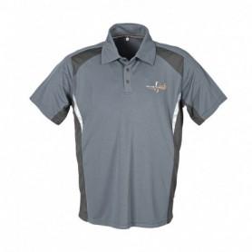 T shirts 3821/1062 Zwart/Grijs 4XL