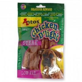 Antos Chicken D'Light Steak 100 gram