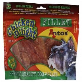 Antos Chicken D'Light Fillet 400 gram