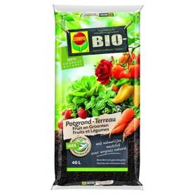 Potgrond Compo BIO Fruit & groente 40 liter