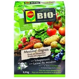 Compo BIO meststof fruit & gr. 3,5 kg