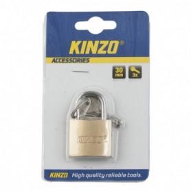 Hangslot Kinzo 30mm