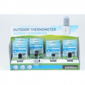 Buitenthermometer & zuignap