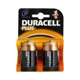 Batterijen Duracell D 2 stuks