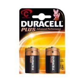 Batterijen Duracell C 2 stuks