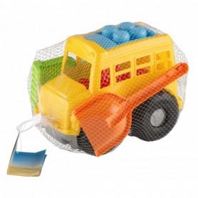 Zandbakspeelgoed Vrachtauto 5 delig