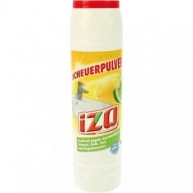 Schuurpoeder IZO 500 gram citroen