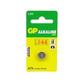 Batterijen A76  Minicel Alkaline 1.5V  LR44