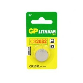 Batterijen knoopcel CR2032 3 Volt