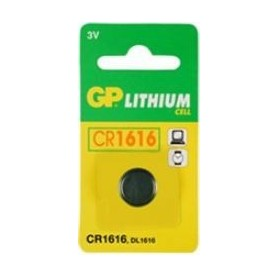 Batterijen knoopcel GP CR1616 3VOLT
