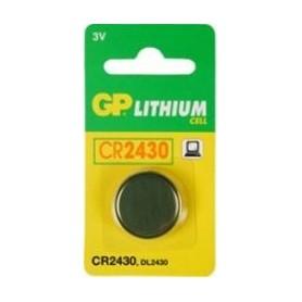 Batterijen knoopcel GP CR2430 3VOLT