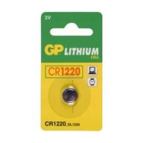 Batterijen knoopcel GP CR1220 3VOLT