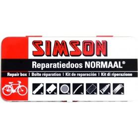 Fiets Bandreparatie Reparatiedoos Normaal Simson