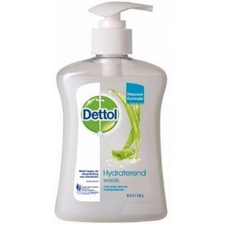 Handzeep Dettol Wasgel Hydraterend 250ML