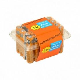 Batterijen Duracell Ind AAA 24 stuks