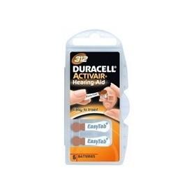 Batterijen Durac DA312 eaysytab 1,4V zinc air bl6