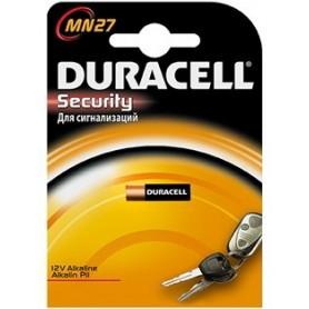 Batterijen Duracell alkaline staaf MN27 (V27A) 12V 1St