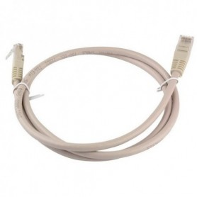 Kabel UTP Compleet CAT6  Patch kabel RJ45 Grijs 1 meter
