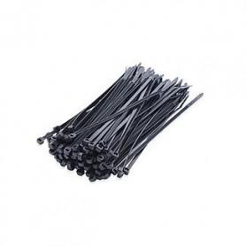 Bundelbandjes Nylon UV bestendig Zwart 13x580