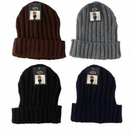 Hat men knitted 5ass PE