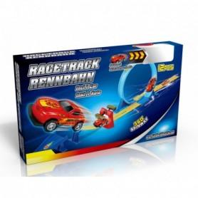 Racebaan 120x10x23cm 12pcs