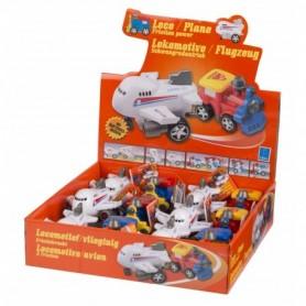Locomotief/vliegtuig 2ass P