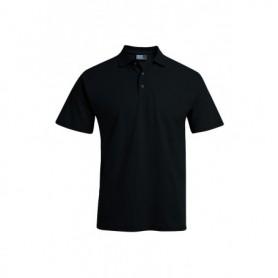 Poloshirt Herren 4001 1000-black 4XL