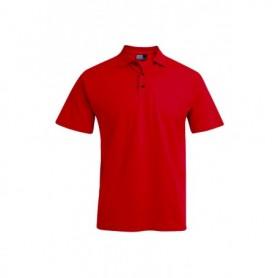 Poloshirt Herren 4001 3100-fire red 2XL