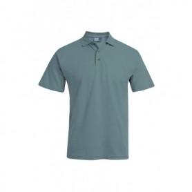 Poloshirt Herren 4001 6200-light grey 2XL