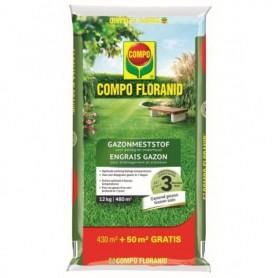 Compo Gazon Floranid Gazon met onkruidbestrijder 12 kg