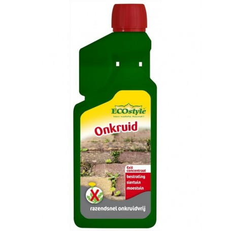 Ecostyle Exit onkruid Concentraat 850 ML