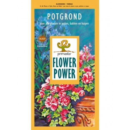 Potgrond Flower Power 70 liter