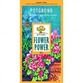 Potgrond Flower Power 40 liter