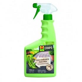 Compo BIO Ant.onkr.&mos sprayer 750 ml