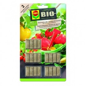 Compo bio meststof tomaten staafjes 20 stuks