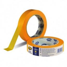 Afplakband Masking Tape 4400 Oranje 19 mm x 50 mtr