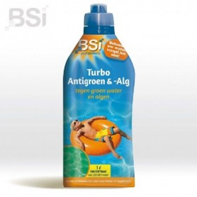 Zwembad Turbo Anti-Groen & Alg 1000 ml