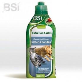 Afweer BSI Kat & Hond-Weg® 600 G