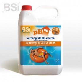 Zwembad pH-Up Liquid 5 L