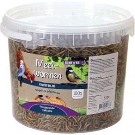 Esve Meelwormen Emmer 1,1 kg 5 liter