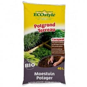 Ecostyle cocopeat Moestuin 20 liter