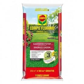 Compo Gazon Floranid Gazon met onkruidbestrijder 7,5 kg