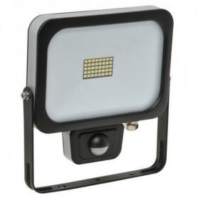 Bouwlamp Slim LED floodlight + sensor 4000 K 20 Watt (1800 L)