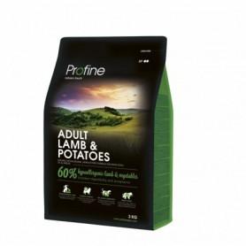 Hondenvoer Profine Adult Lam & Groenten 3 kg