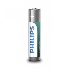 Batterijen Philips Industrie AAA 10 stuks