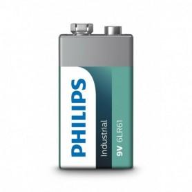 Batterijen INDUSTRIE 9 VOLT 10 stuks